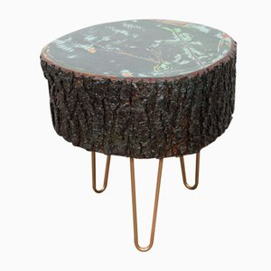 Jeanneret Was Here Side Table by Markus Friedrich Staab, 2018