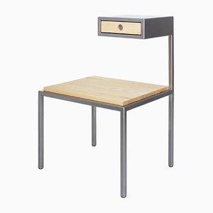 Tavolino LongNeck_Side Table di Erik Griffioen