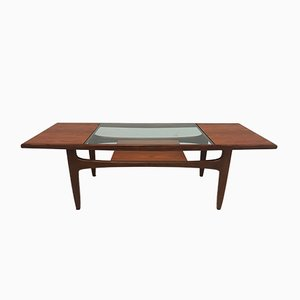 Mid-Century Modern Teak Coffee Table from G-Plan