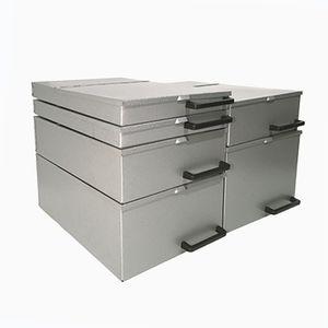 Vintage Metal Storage Unit, 1970s