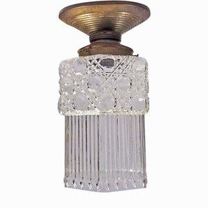 Jugendstil Deckenlampe, 1910er