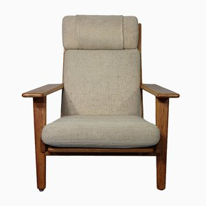 Teak GE 290 Armchair by Hans J. Wegner for Getama, 1960s