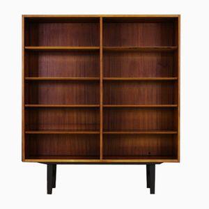 Vintage Rosewood Bookcase by Poul Hundevad