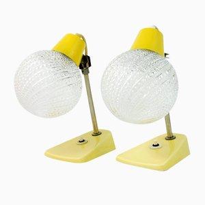 Lampes de Bureau Modèle 350113 d'ESC, 1960s, Set de 2