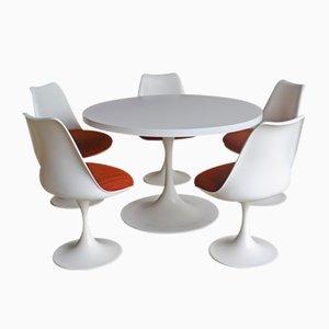 Tulip Esszimmer Set von Eero Saarinen für Pastoe, 1960er