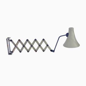 Scheren Wandlampe von Elux, 1950er