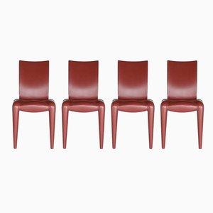 Louis 20 Stühle von Philippe Starck für Vitra, 1990er, 4er Set