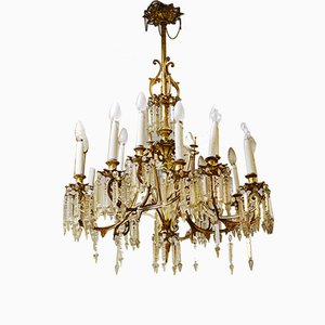 Antique chandeliers online shop shop antique chandeliers at pamono antique spanish chandelier aloadofball Choice Image