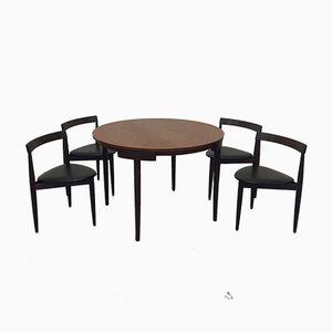 Roundette Dining Set by Hans Olson for Frem Røjle, 1960s