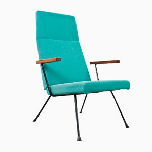 Mid-Century High Back Model 1410 Lounge Chair by Andre Cordemeyer for Gispen