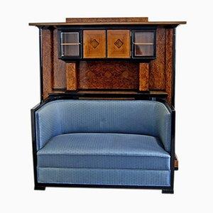 Mobile con divano, inizio XX secolo