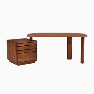 B40 Desk by Pierre Chapo for Seltz, 1970s
