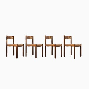 Santo Chairs by Edlef Bandixen for Dietiker, 1966, Set of 4