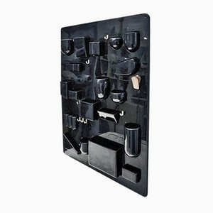 Uten-Silo Plastik Aufbewahrungs- Regal von Dorothee Maurer-Becker für Design M, 1970er