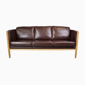 Danish 3-Seater Sofa