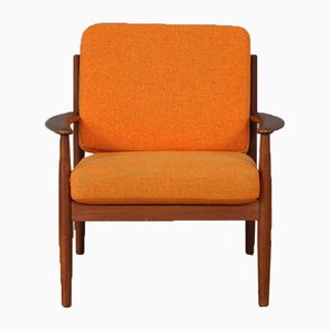 Vintage 118 Armchair by Grete Jalk for Cado