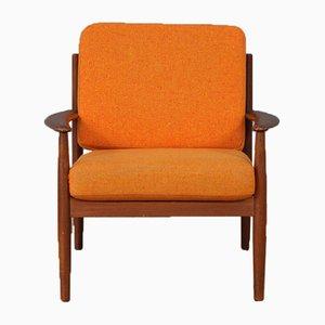 Vintage 118 Armlehnstuhl von Grete Jalk für Cado