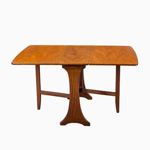 Teak Folding Fresco Table by Victor Bramwell Wilkins for G-plan, 1967