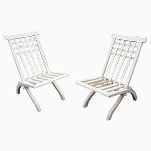 Stühle von Robert Mallet-Stevens für Pierre Dariel, 1920er, 2er Set