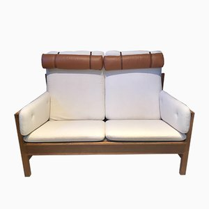 Modell 2252 2-Sitzer Sofa von Børge Mogensen für Fredericia, 1960er