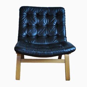Danish Lounge Chair, 1970s