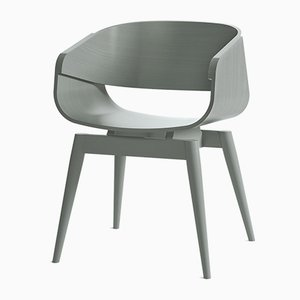 4th Armchair Color in Grey by Almost