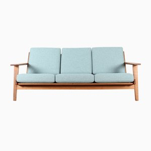 GE 290 3-Seater by Hans J. Wegner for Getama, 1960s