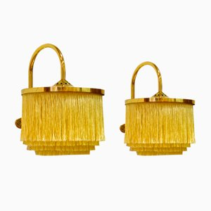 V271 Wall Lights by Hans-Agne Jacobsson, 1960s, Set of 2