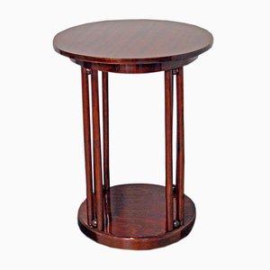 Jugendstil 728 Fledermaus Tisch aus Bugholz von Josef Hoffmann für Jacob & Josef Kohn, 1910er