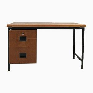 Niederländischer Modell EU01 Schreibtisch von Cees Braakman für Pastoe, 1950er