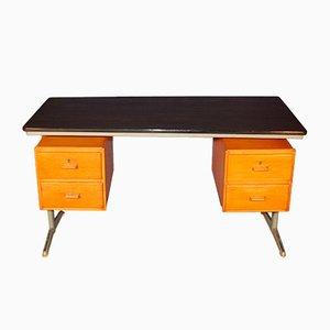 Mid-Century Industrial Desk By Friso Kramer, 1950s