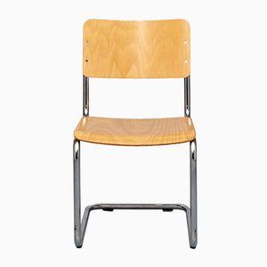 RB-3 Cantilever Chair by Mart Stam & Gerhard Stüttgen for Mauser Werke, 1980s