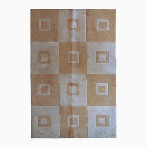 Handgemachter Chinesischer Vintage Teppich, 1980er