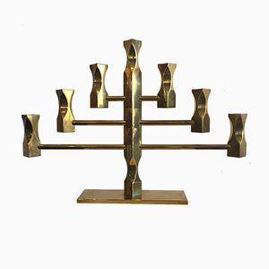 Schwedischer Kerzenständer von Lars Akersson für Vallon Massing, 1960er