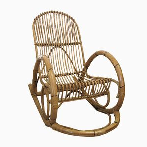 Rocking Chair from Rohé Noordwolde, 1960s