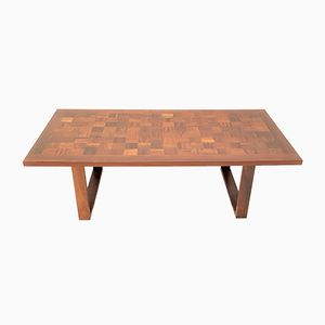 Rosewood Coffee Table by Poul Cadovius for France & Søn, 1960s