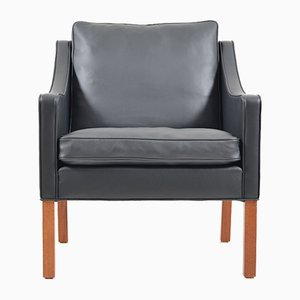 Model 2207 Armchair by Børge Mogensen for Fredericia, 1960s