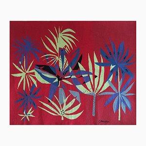 Brazilian Tapestry by Genaro de Carvalho, 1960s