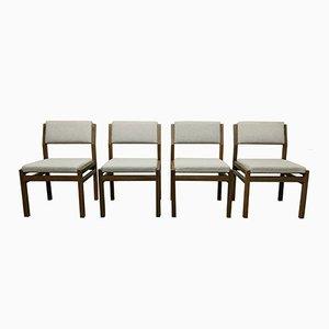 Chaises de Salon Modèle SA07 par Cees Braakman pour Pastoe, 1960s, Set de 4