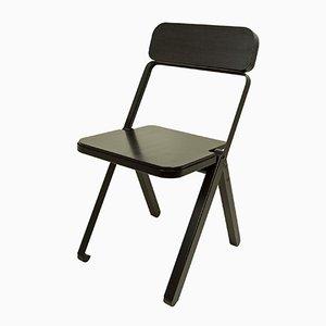 Chaise Pliante Profile en Noir par Knauf et Brown pour Souda