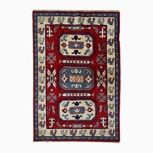 Vintage Russian Handmade Rug, 1970s