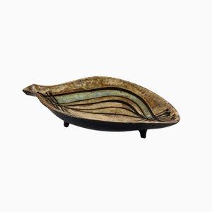 Biomorphe Schale von Rogier Vandeweghe für Amphora, 1960er