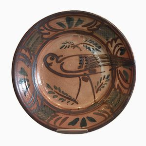 Mid-Century Keramik Teller von Seth Cardew, 1960er