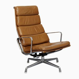 EA 222 Lounge Chair by Charles & Ray Eames for Vitra, 1950s