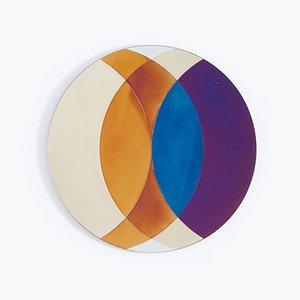 Specchio Transcience piccolo con cerchi di David Derksen & Lex Pott per Transnatural