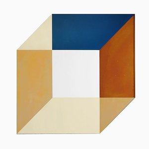 Specchio Transcience piccolo con cubi di David Derksen & Lex Pott per Transnatural