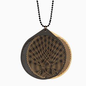Moiré Necklace Style 1 by David Derksen