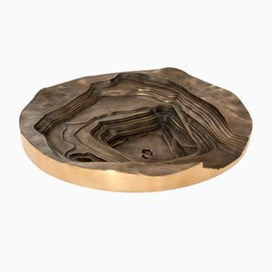 Copper Mine Bowl by David Derksen