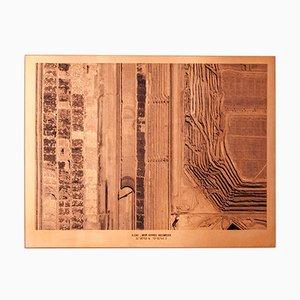 Copper Mine Etching No. 5 by David Derksen