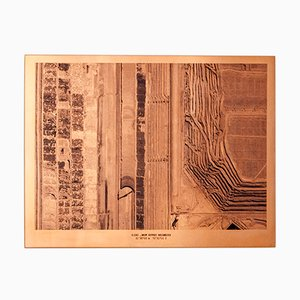 Oggetto decorativo Copper Mine Etching Nr. 5 di David Derksen